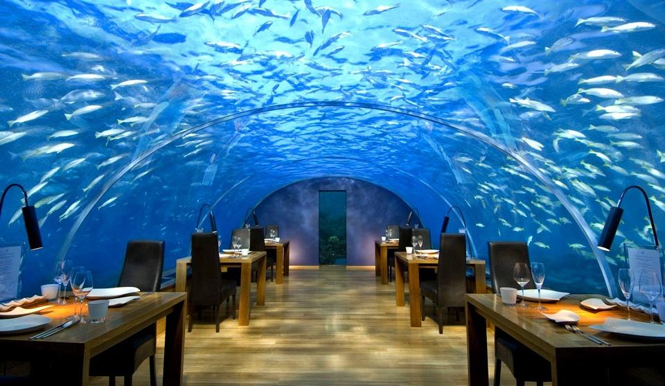 готель Conrad Maldives Rangali Island
