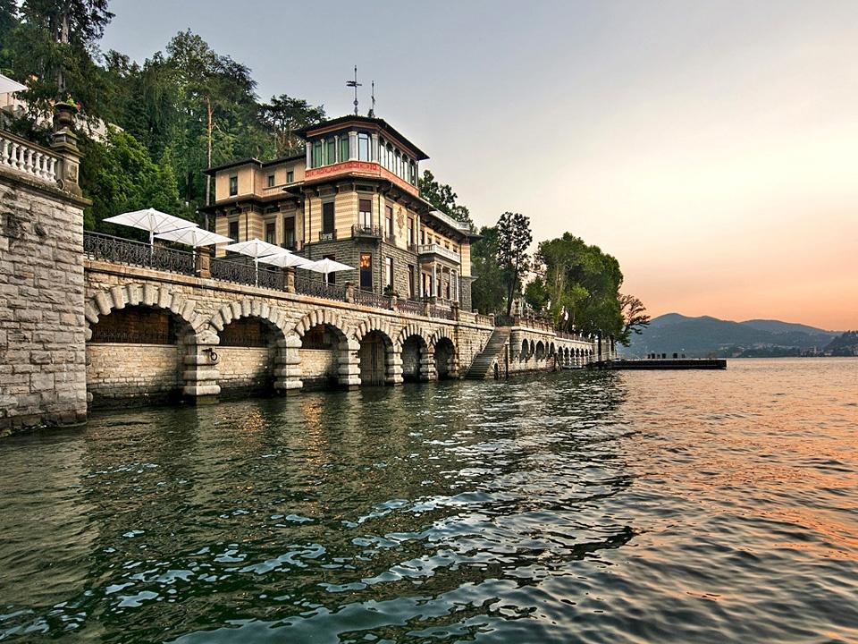 Відпочинок на озерах Італії в готелі Castadiva Resort & SPA
