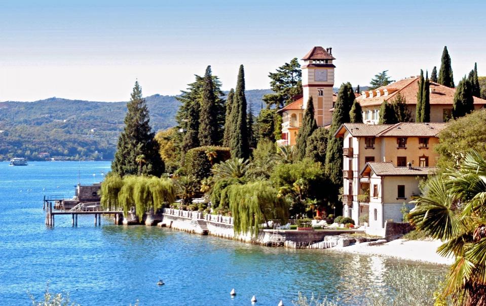 Grand Hotel Fasano & Villa Principe на озері Гарда