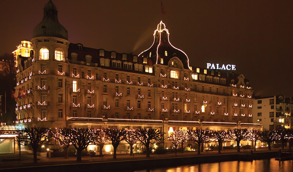 Hotel Palace Luzern