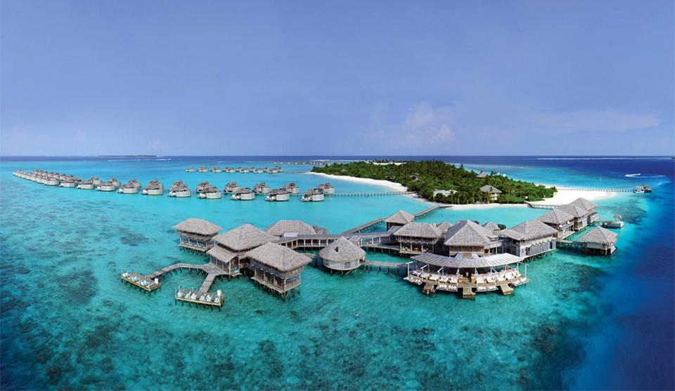 Мальдівський готель Six Senses Laamu