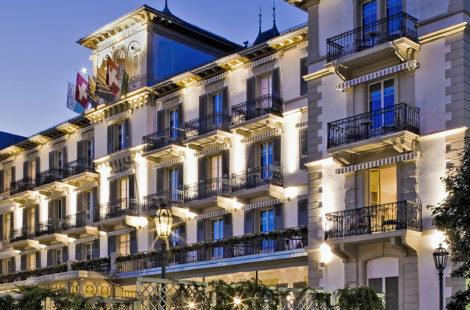 Grand Hotel du Lac в Веве