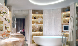 Corinthia London ванная