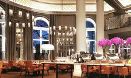 Ресторан отеля Corinthia London