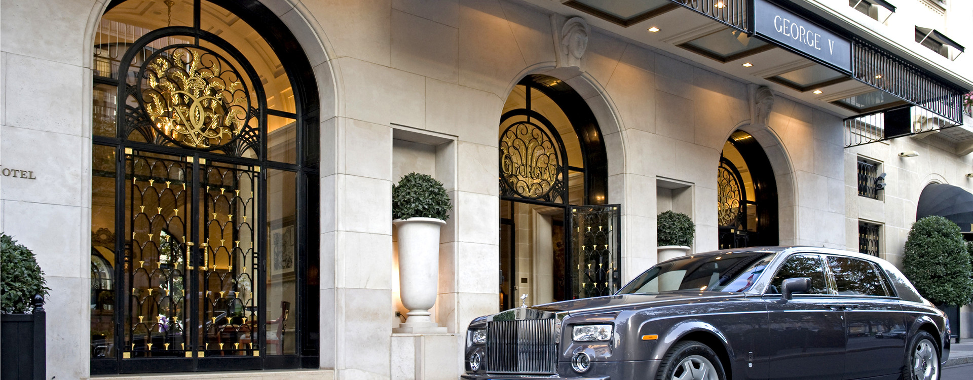 Hotel George V – Four Seasons
