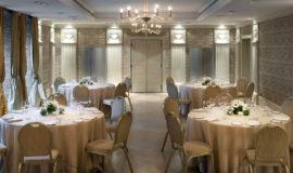 Hotel de Russie, ресторан