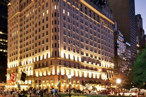 The Plaza Hotel New York, США