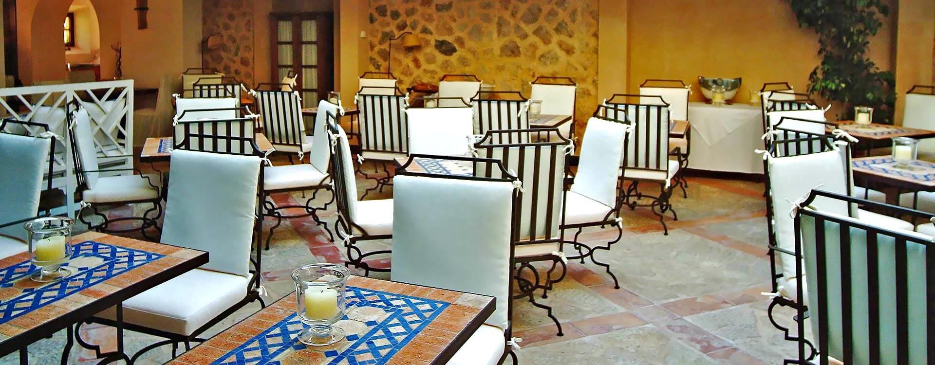Ресторан в Belmond La Residencia
