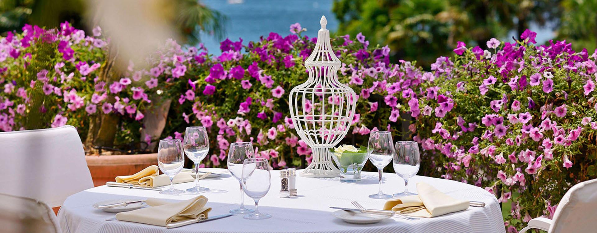 Ресторан Grand Hotel Villa Castagnola