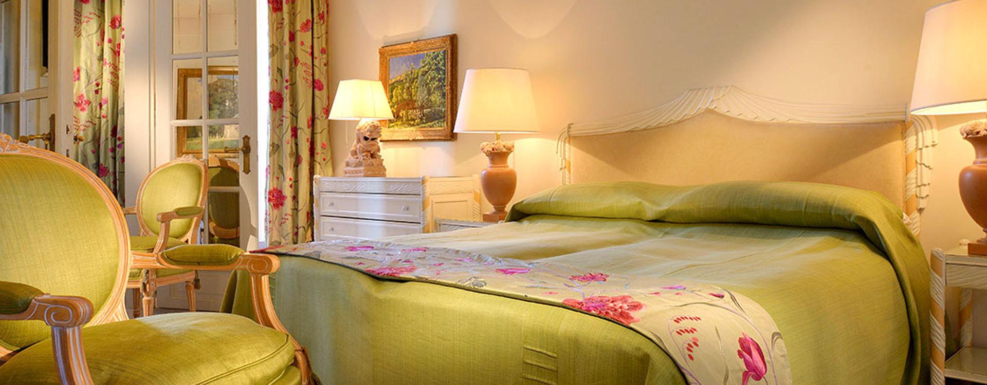 Grand Hotel Villa Castagnola сьют