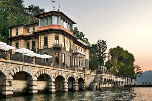Отель Castadiva Resort & SPA на берегу озера Комо