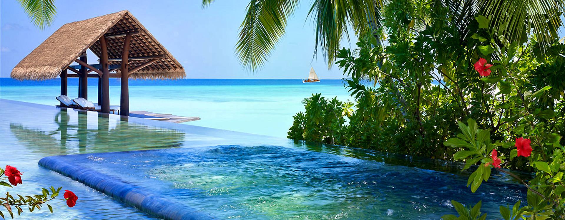 лучший отель на Мальдивах