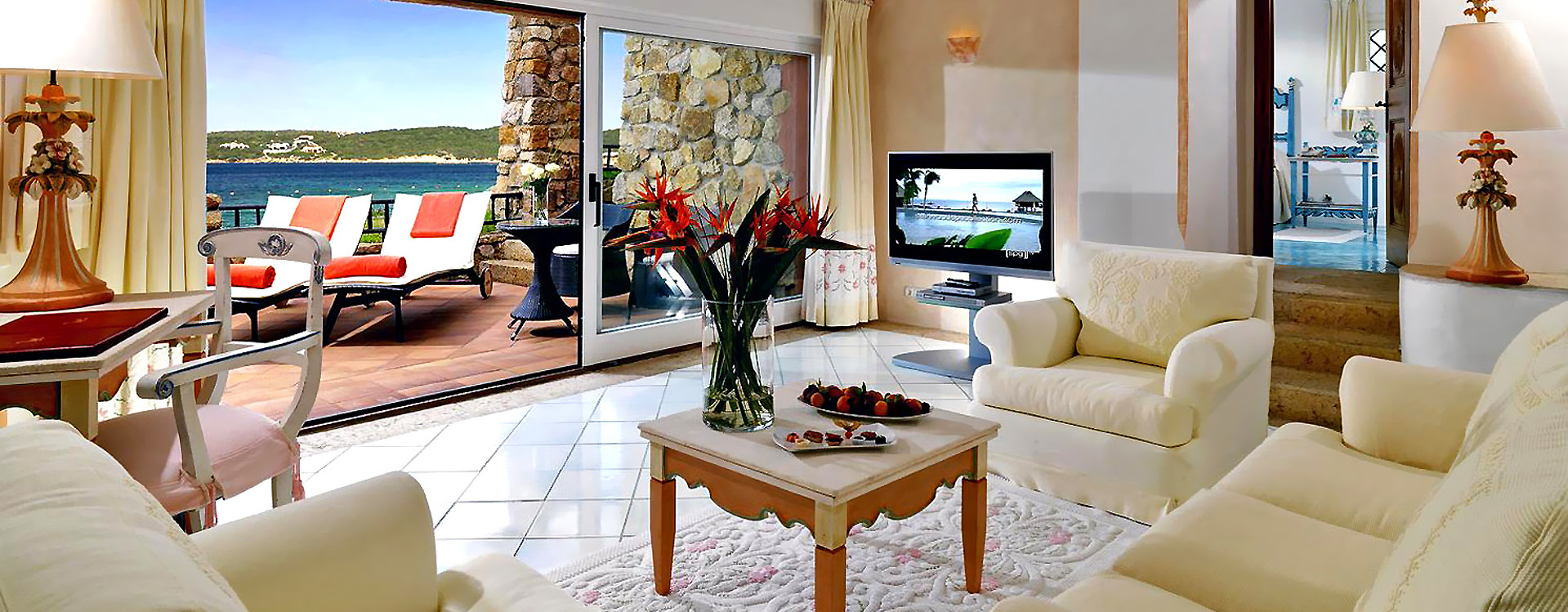 Номер Hotel Pitrizz, Сардиния