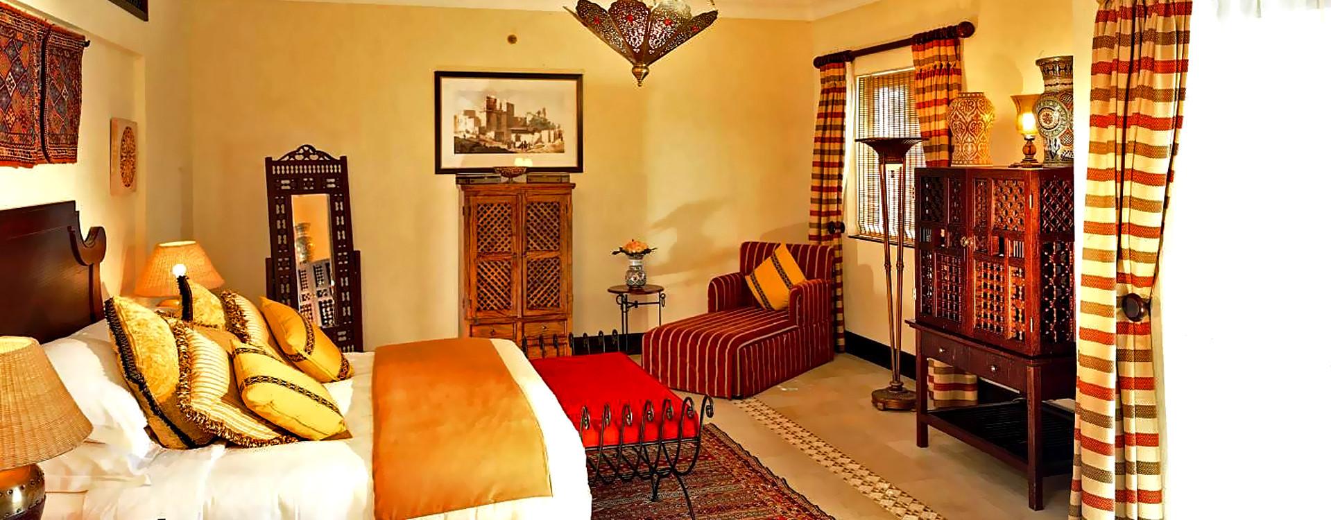 Номер отеля Dar Al Masyaf, ОАЭ