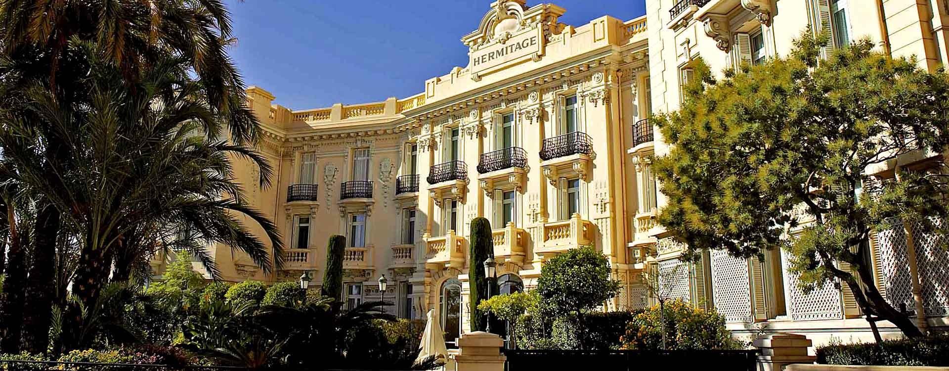 Hermitage в Монте-Карло
