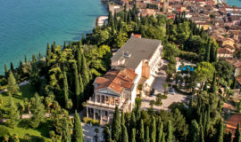 Palace Hotel Villa Cortine — вилла XIX века