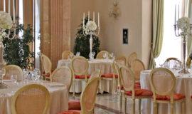 Palace Hotel Villa Cortine — великолепная вилла XIX века