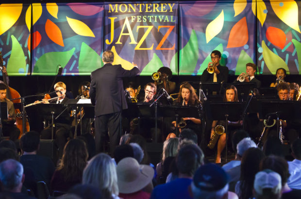 Jazz Festival в Монтерее