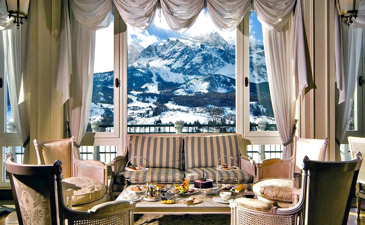 Гірськолижні курорти Франції та Італії