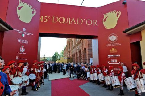 Фестиваль вина в Италии Douja Dor