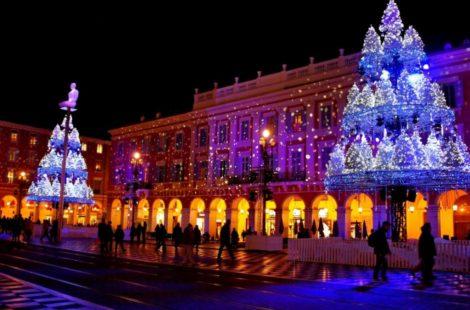 Рождественский ярмарок в Ницце