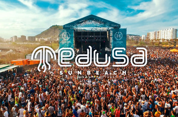 Фестиваль электронной музыки Medusa Sun Beach