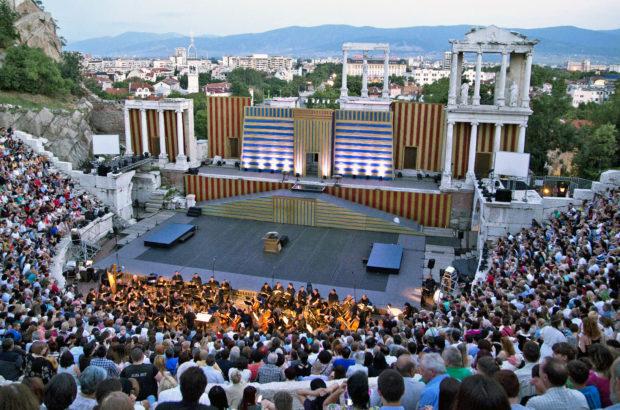 Осенний фестиваль искусств откроется в амфитеатре Пловдива