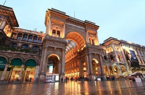 Тур в Милан