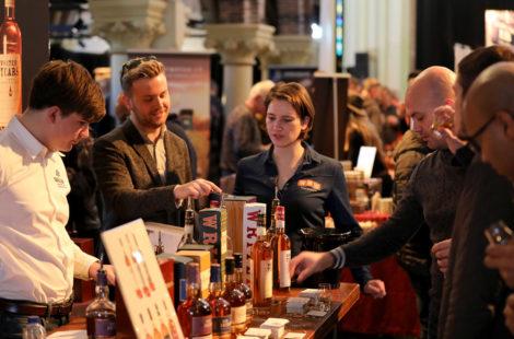 Виски-уикенд в Амстердаме