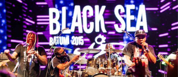 Black Sea джазовый фестиваль в Батуми
