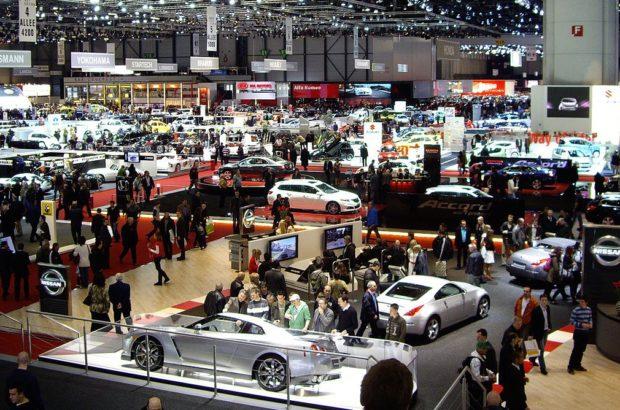 Женевский Международный автосалон