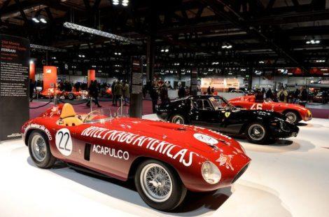 Автомобильная выставка в Милане