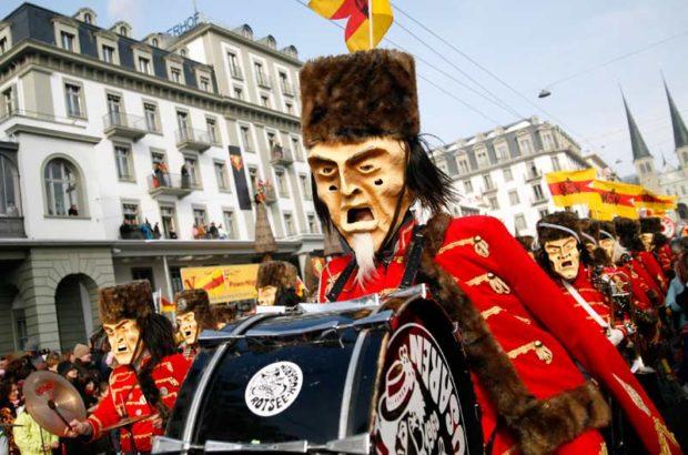 Люцернский карнавал