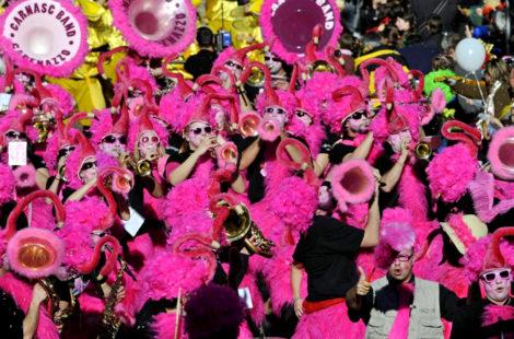 Карнавал Рабадан в Швейцарии