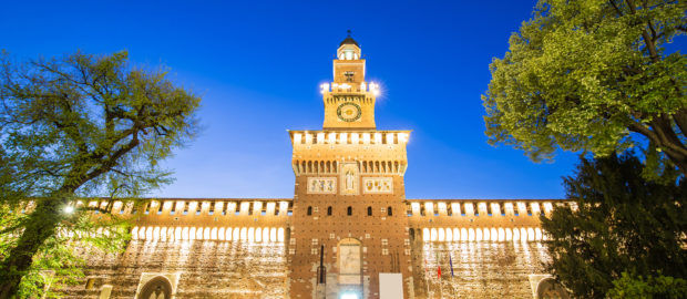 Праздник Амвросия в Милане