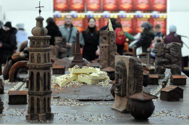 Шоколадна виставка