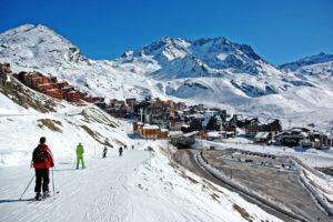 Туры на горнолыжные курорты Франции