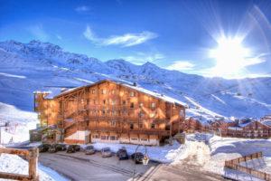 Отель на курорте Валь-Торанс