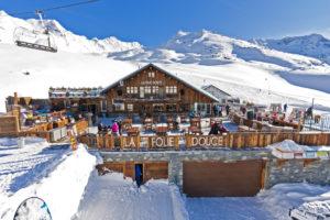 Где проводят апре-ски в Валь-Торансе