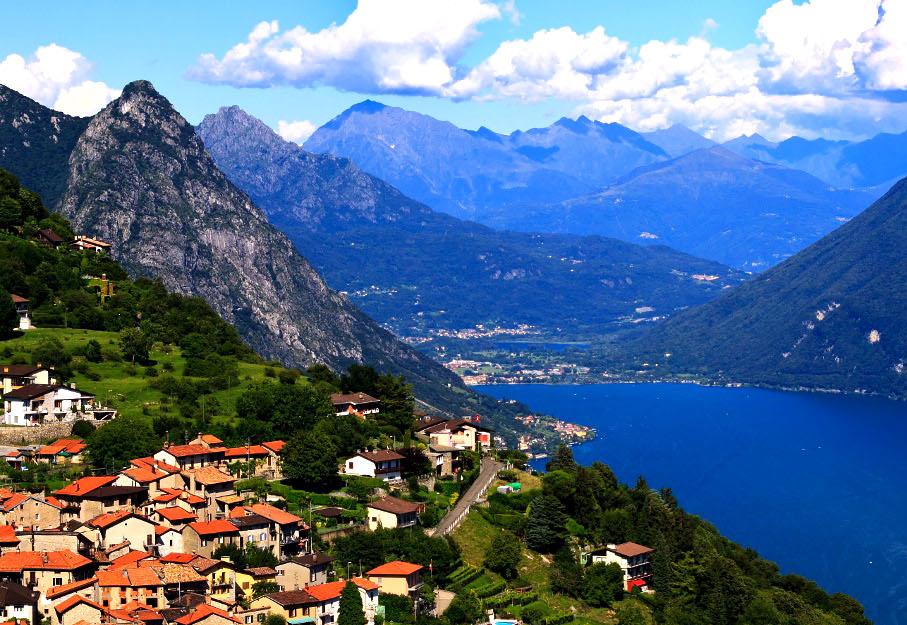 Отдых на европейских озерах