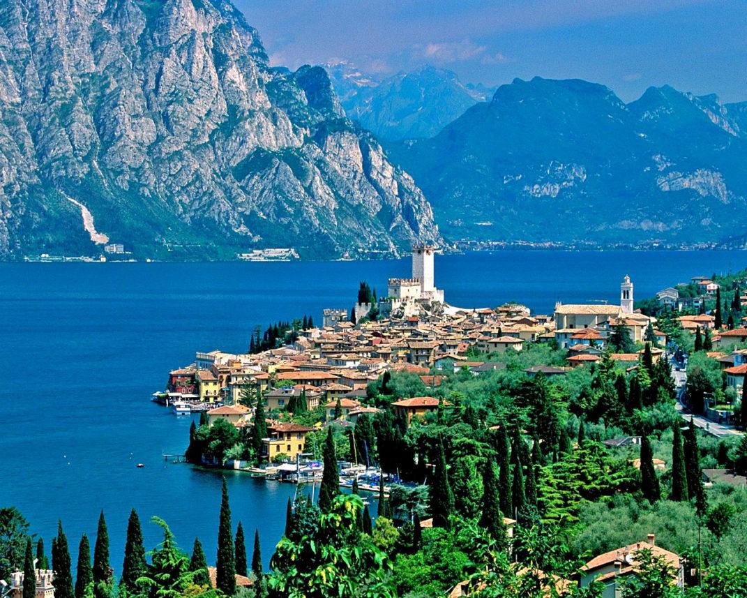 Обои Trentino Alto Adige, italia, trento, трентино-альто-адидже, Рива-дель-Гарда, italy, Riva del Garda. Города foto 9