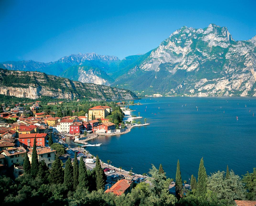 Обои Trentino Alto Adige, italia, trento, трентино-альто-адидже, Рива-дель-Гарда, italy, Riva del Garda. Города foto 15