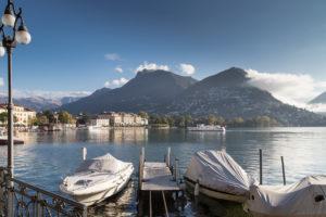 Отдых на озере Лугано