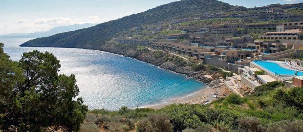 Крит, отель Daios Cove