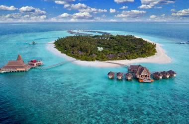 Anantara Kihavah отель на Мальдивах