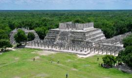 Пирамиды индейцев доколумбовой Америки