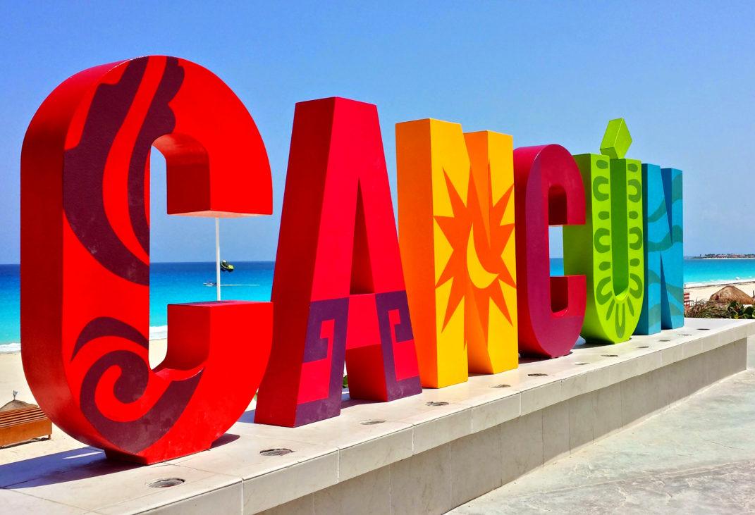 Мексиканский пляжный курорт