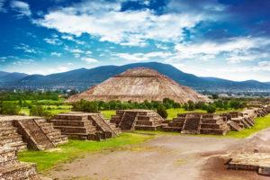 Теотиуакан, Мексика