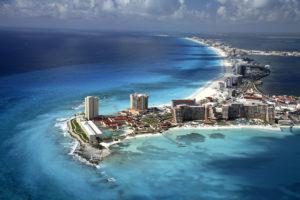 Канкун - пляжный курорт Мексики