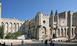 Крепость Авиньон